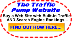 the traffic pump web site